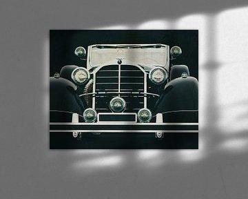 Mercedes 770K Limousine