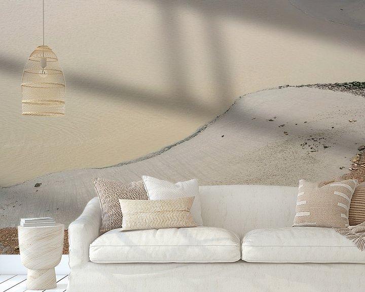 Sfeerimpressie behang: 0588 Silting van Adrien Hendrickx