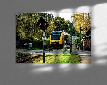 De trein naar Helsingør van Norbert Sülzner