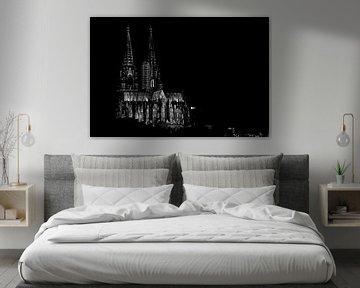 Kölner Dom von Norbert Sülzner