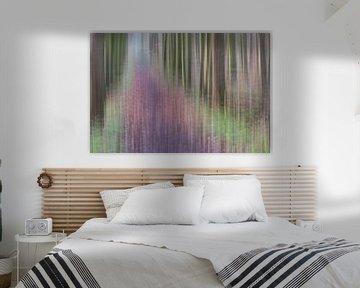 abstract pad van Tania Perneel