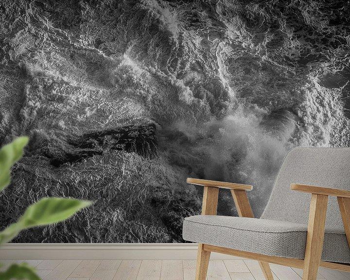 Beispiel fototapete: Tosendes Wasser von Thomas Weber