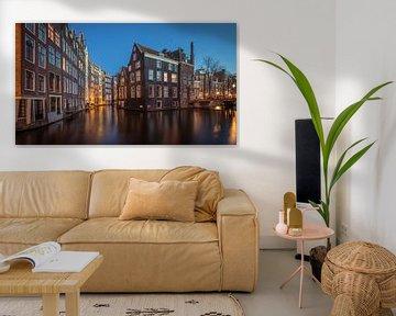 Eine schöne Nacht in Amsterdam von Claudio Duarte