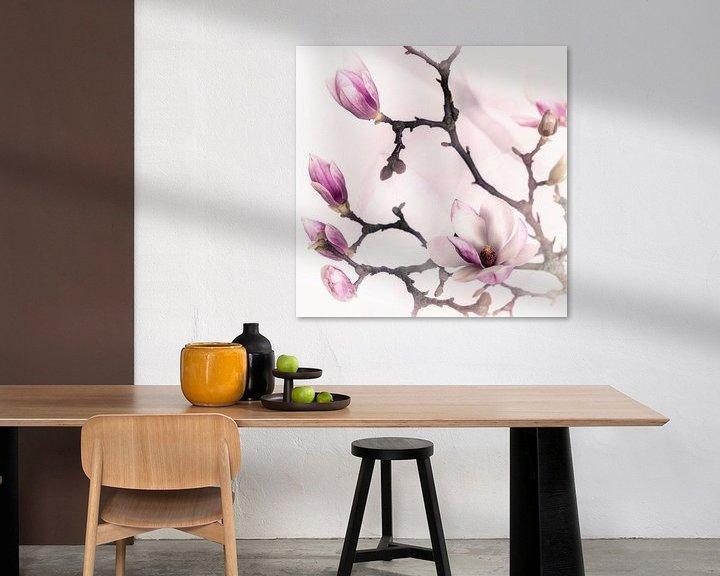 Sfeerimpressie: magnolia van MadebyGreet