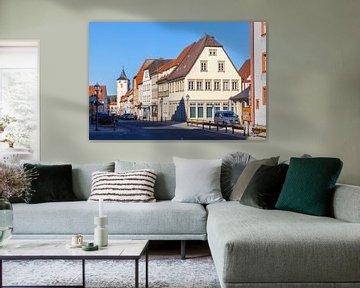 Haßfurt in Unterfranken von Jan Schuler