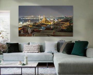 Istanbul bei Nacht von Niels Maljaars