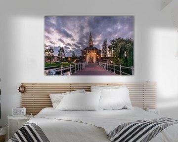 Zijlpoort, Leiden von Carla Matthee