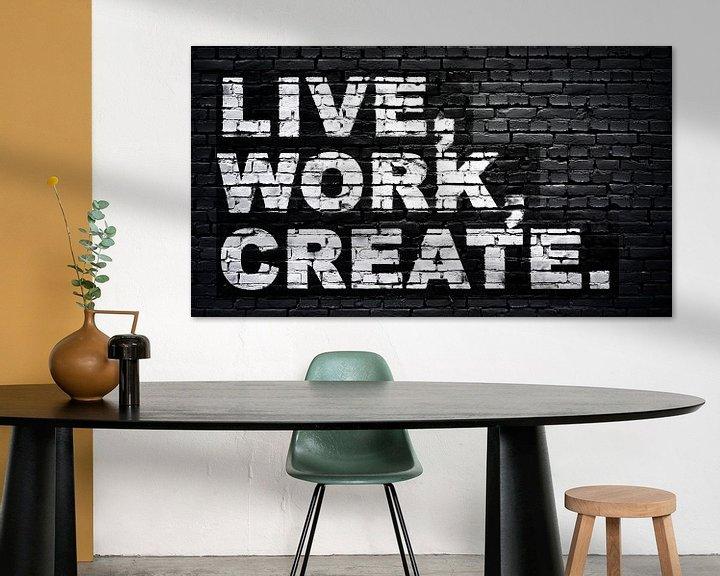 Sfeerimpressie: Leven, werken, creëren van Günter Albers