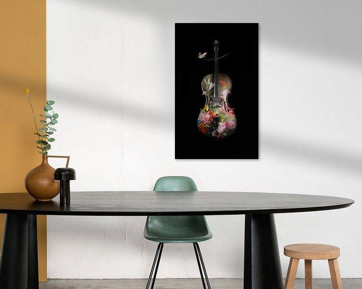 Sfeerimpressie: La Mélodie en Fleurs van Marja van den Hurk
