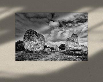 Carnac (Bretagne) van Steven Massart