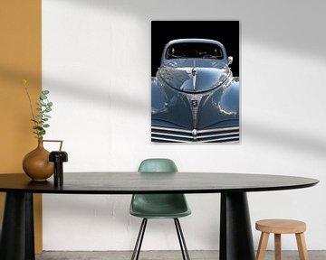 Peugeot 203 vooraan (originele kleur) van aRi F. Huber