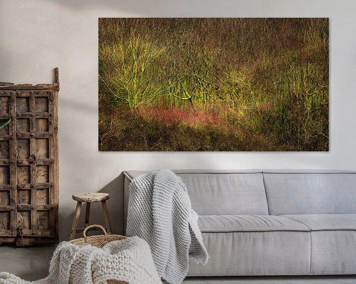 Sfeerimpressie: 0437 The bush van Adrien Hendrickx