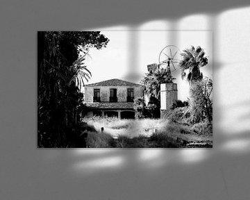 Oude gebouwen van Ellen Kloet