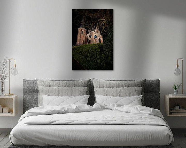 Sfeerimpressie: Historische stadspoort van Sneek van Fotografiecor .nl