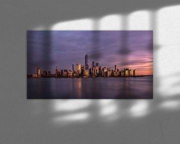 Sykline New York City von Achim Thomae