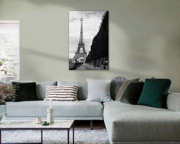 Eiffeltoren van Teuniëlle van Slooten