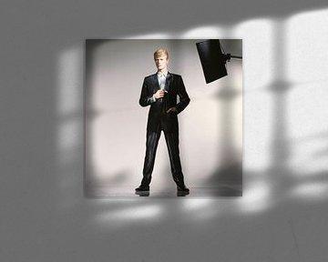 David Bowie in Der Hunger von Bridgeman Images