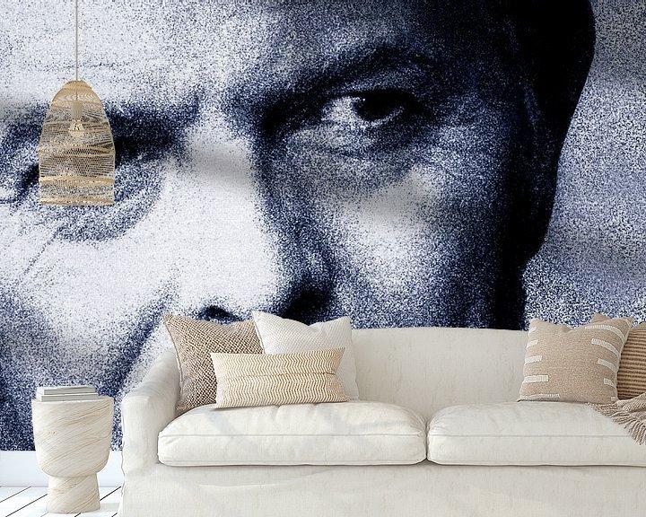 Beispiel fototapete: David Bowie von Bridgeman Images
