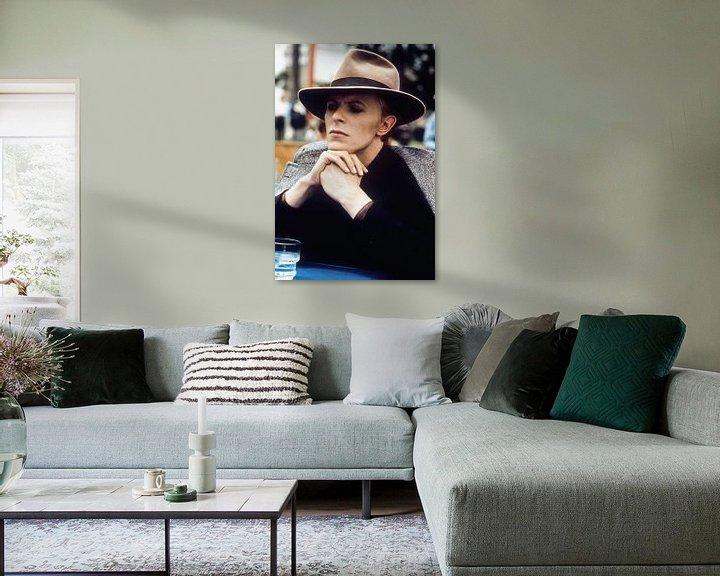 Beispiel: David Bowie in Der Mann, der auf die Erde fiel von Bridgeman Images