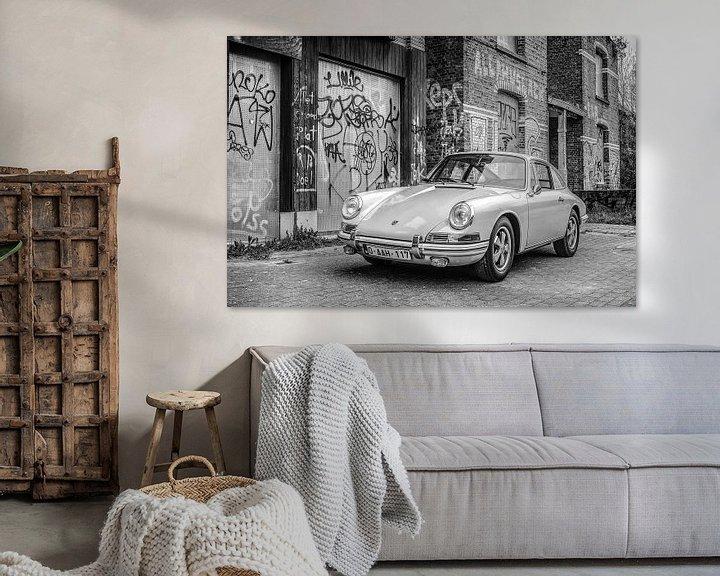Beispiel: Porsche von Mark Bolijn