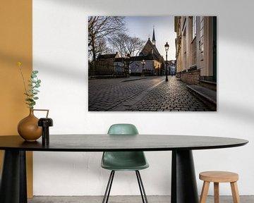 Breda Begijnhof en Waalse Kerk