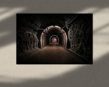 Oude zoutmijntunnels van Thomas Weber
