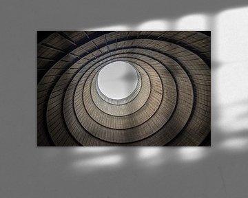 Round and round van The Pixel Corner