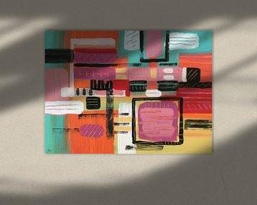 Die Farbe dazwischen von ART Eva Maria