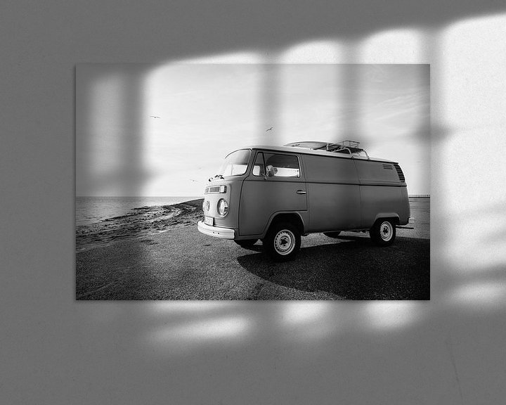 Sfeerimpressie: Volkswagen Surf Bus van Paul Jespers