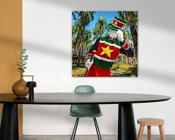 Mister Suriname van Michel Groen
