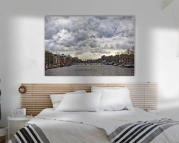 Amsterdam Zentrum. von Tilly Meijer