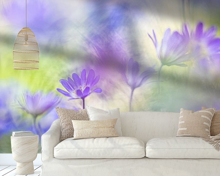 Sfeerimpressie behang: Fairytale van Teuni's Dreams of Reality