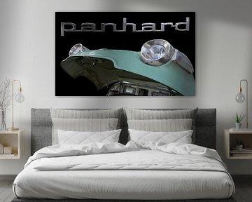 Panhard PL 17b sur aRi F. Huber
