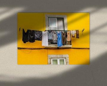 Hängen in trockener Landschaft von Urban Photo Lab