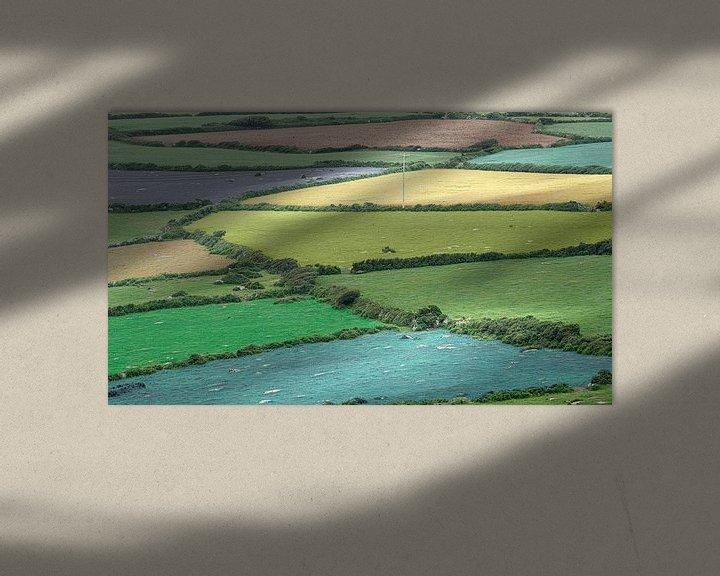Sfeerimpressie: 1333 Colors of England van Adrien Hendrickx