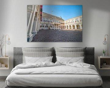 Schloss Noordeinde von Michel Groen