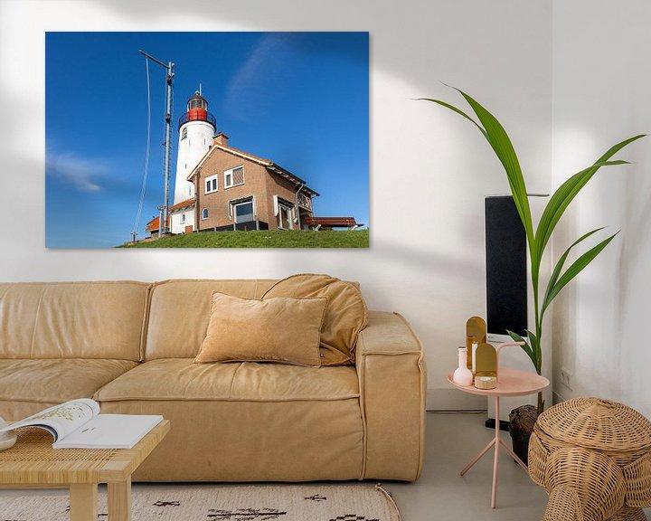 Impression: Le phare d'Urk sur Jan van Dasler