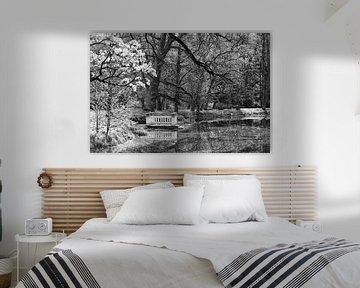 Romantischer See von Angelika Stern