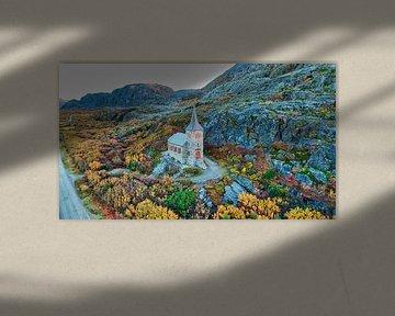 Kirkenes oscar II Kapel van Fields Sweden