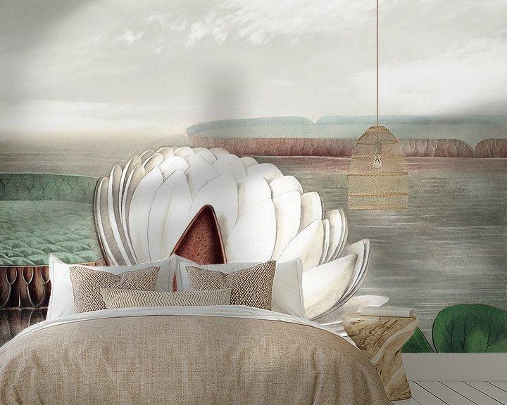 Sfeerimpressie behang: Zen II van Jacky Gerritsen