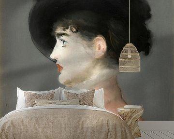 Irma Brunner, Édouard Manet (gezien bij vtwonen)