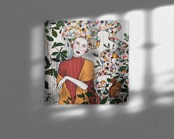 Eiche (Nr. 2020-03) von Kris Stuurop