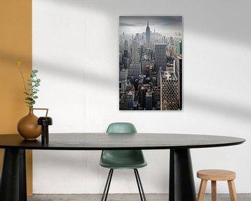 Manhattan van Arnold van Wijk