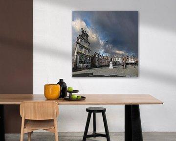 Pierre rouge 2020, Hoorn sur Aad Trompert
