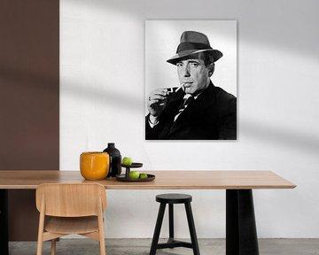 Humphrey Bogart, Dead Reckoning 1947 van Bridgeman Images