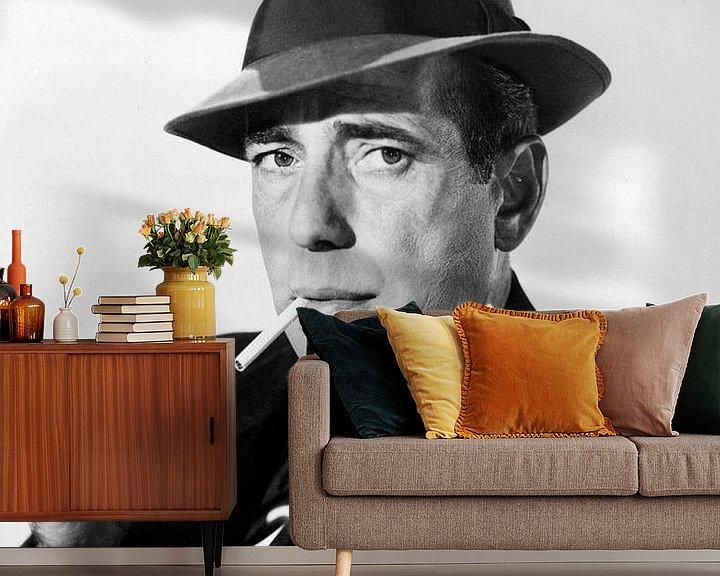 Beispiel fototapete: Humphrey Bogart, Dead Reckoning 1947 von Bridgeman Images