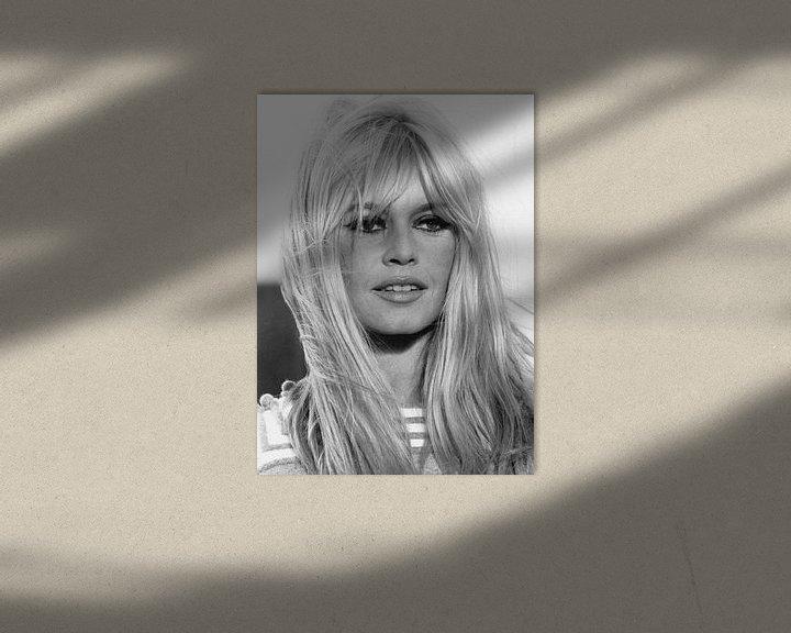 Sfeerimpressie: Brigitte Bardot, A Coeur Joie (1966) van Bridgeman Images