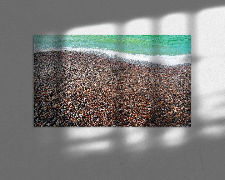 Sfeerimpressie: 0532 Pebble beach van Adrien Hendrickx