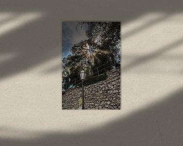 Zonnestraaltjes op Sicilië 2 van de buurtfotograaf Leontien