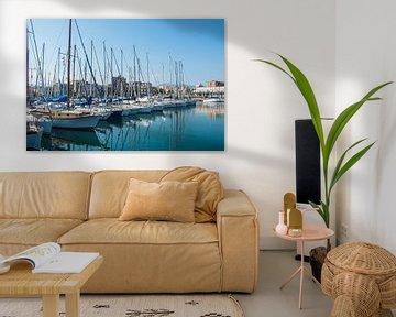 Port de Palerme sur de buurtfotograaf Leontien
